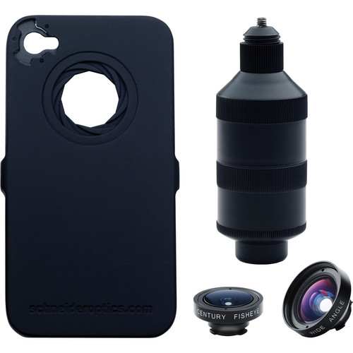 iPro Lens by Schneider Optics iPro Lens System for iPhone 4/4S