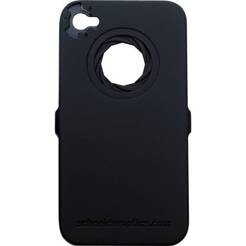 iPro Lens by Schneider Optics Case for iPhone 4/4S