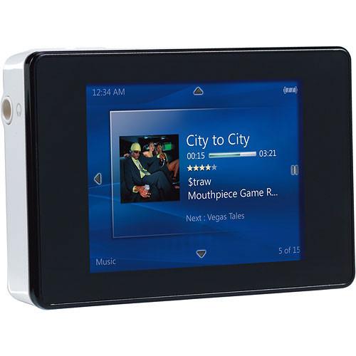 iRiver Clix 4GB Portable Video, Photo, MP3 Player