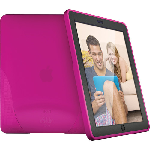 iSkin Duo Case for Apple iPad Glam Pink)