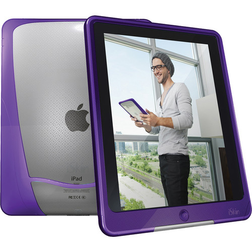 iSkin Vue Case for Apple iPad (Vive Purple)