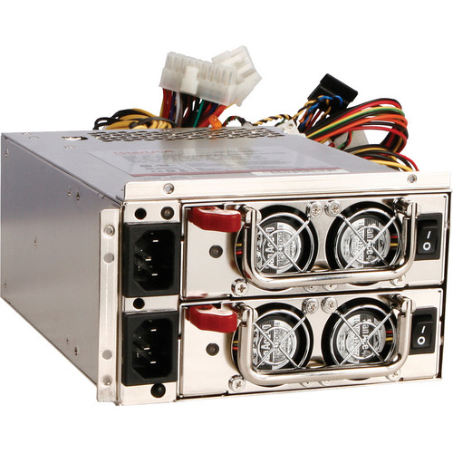 iStarUSA PS2 Mini Redundant Power Supply (500W)