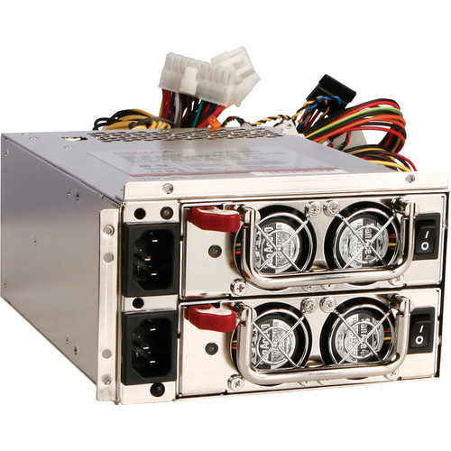 iStarUSA 550 W PS2 Mini Redundant Power Supply