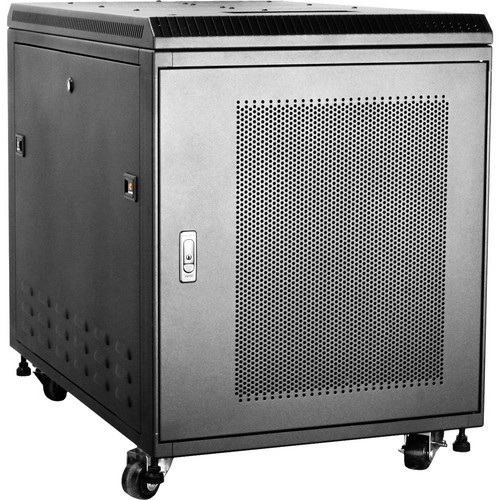 iStarUSA WG-129 900mm Depth Rack-Mount Server Cabinet (12U)
