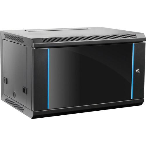iStarUSA Wallmount Server Cabinet (450mm, 6 RU)