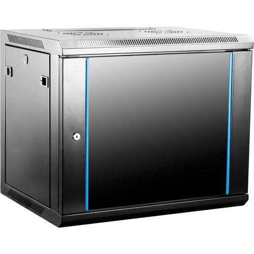 iStarUSA Wallmount Server Cabinet (450mm, 9 RU)