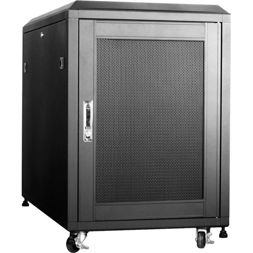 iStarUSA 15U 1000mm Depth Rack-Mount Server Cabinet