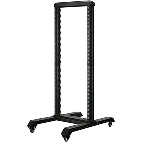 iStarUSA WO2-36B 2-Post Open Frame Rack (36U)