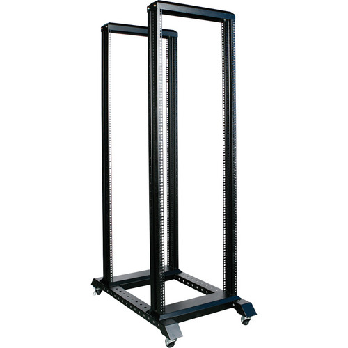 iStarUSA WO36AB 4-Post Open Frame Rack (36U)