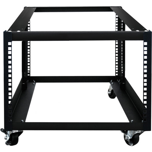 iStarUSA 4-Post Open Frame Rack (6 RU)