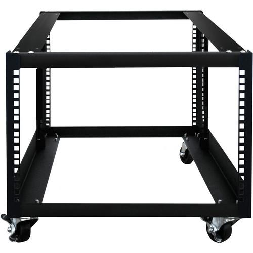 iStarUSA 4-Post Open Frame Rack (6U)