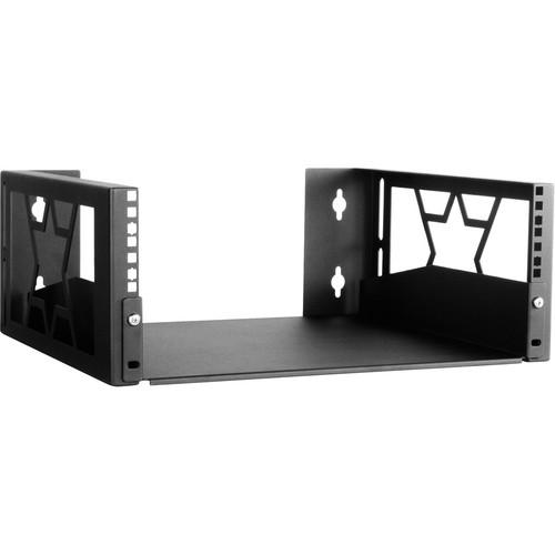 iStarUSA WU-40B 4U Open Frame Wallmount Rack