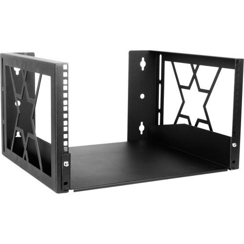iStarUSA WU-60B 6U Open Frame Wallmount Rack
