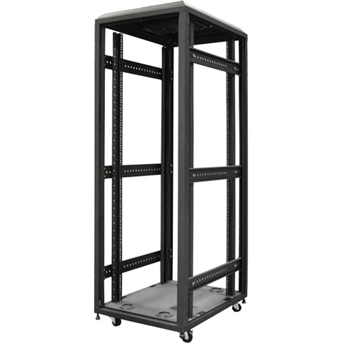iStarUSA WX-368-EX 4-Post Open Frame Rack 36 U