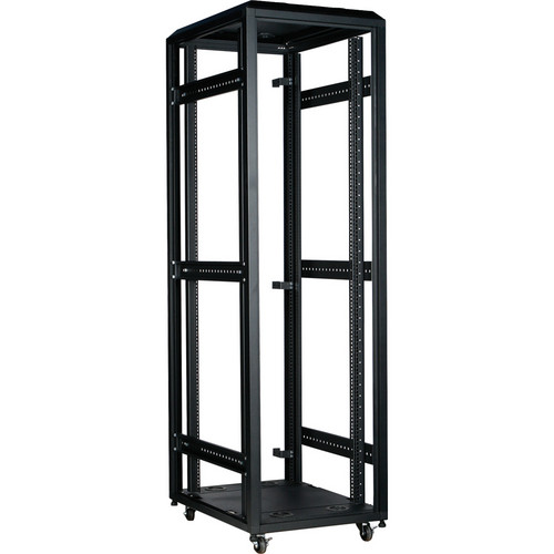 iStarUSA WX-428-EX 4-Post Open Frame Rack 42 U