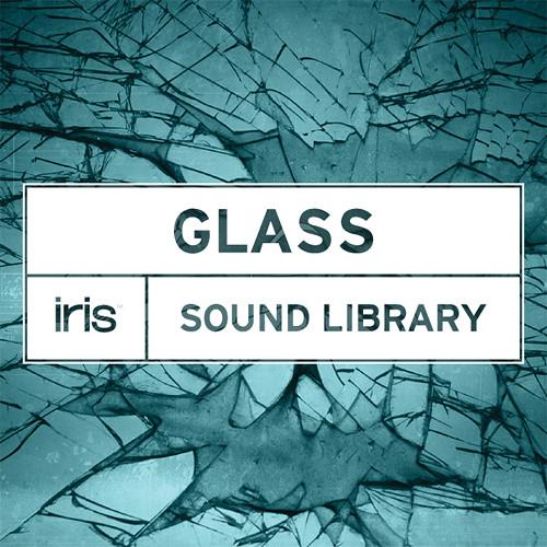 iZotope Iris Glass Sound Library