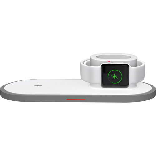 I/OMagic 3-In-1 18W QC 3.0 Fast Wireless Charger