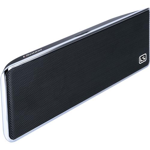 i.Sound GoSonic Portable Speaker (Black)