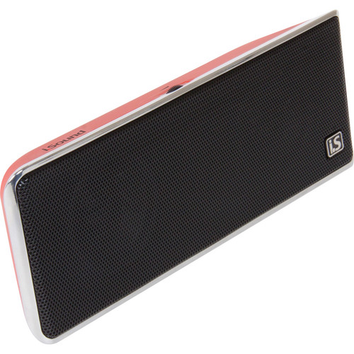 i.Sound GoSonic Portable Speaker (Red)