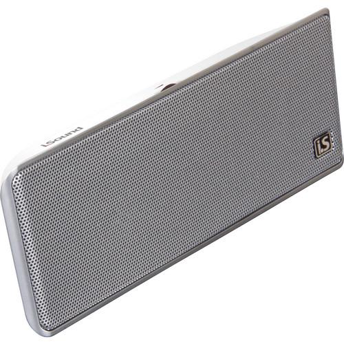 i.Sound GoSonic Portable Speaker (White)