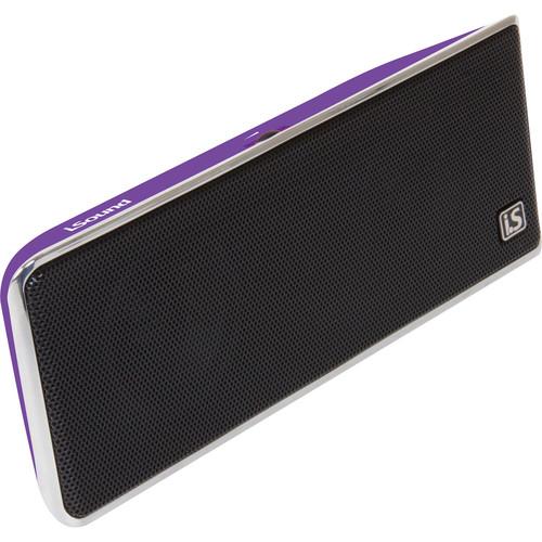 i.Sound GoSonic Portable Speaker (Purple)
