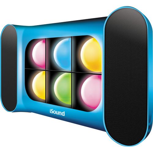 i.Sound iGlowSound Speaker (Blue)