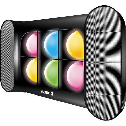 i.Sound iGlowSound Speaker (Black)