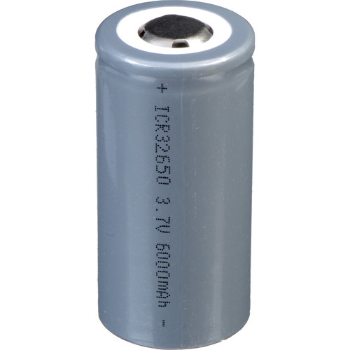 I-Torch 32650 Lithium Battery (6000mAh)