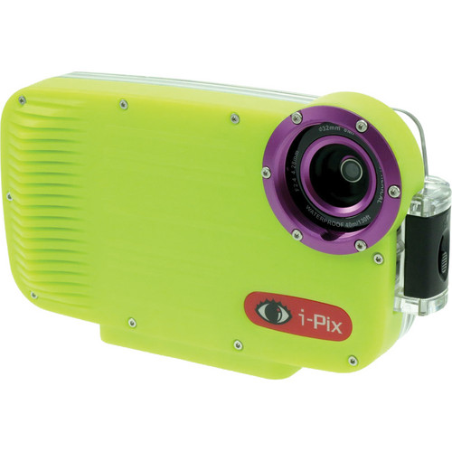 I-Torch iPix A4 Underwater Housing for iPhone 4 or 4s (Green)