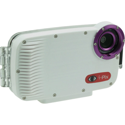 I-Torch iPix A4 Underwater Housing for iPhone 4 or 4s (White)