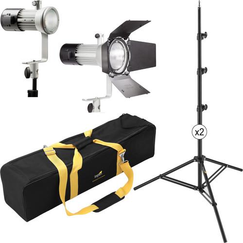 Ianiro Mintaka Medium and Maxi 2-Light LED Daylight Kit