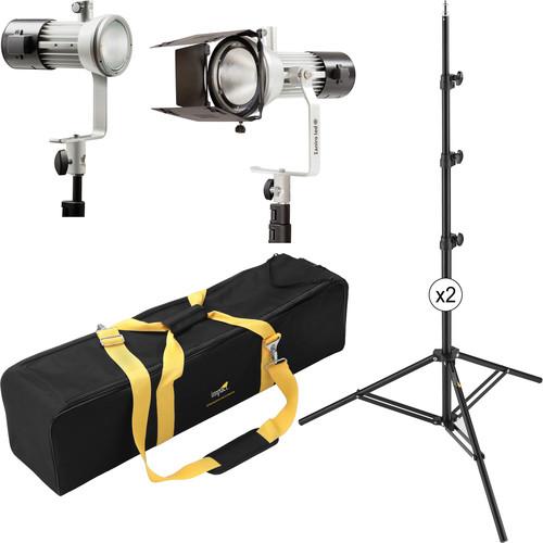 Ianiro Mintaka Medium and Maxi 2-Light LED Tungsten Kit
