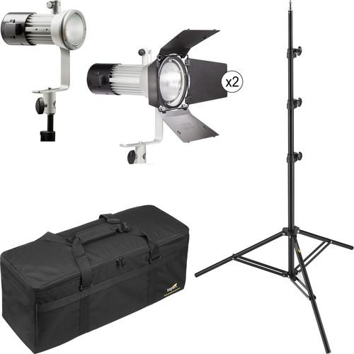 Ianiro Mintaka Medium and Maxi 3-Light LED Daylight Kit