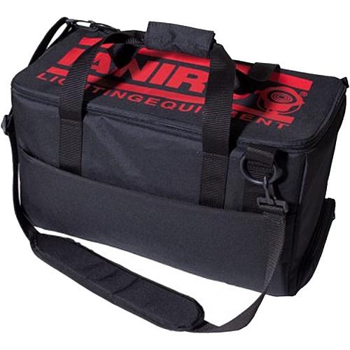 Ianiro Budget Professional Softbag for Two Red Head Varibeam Lights (Black)