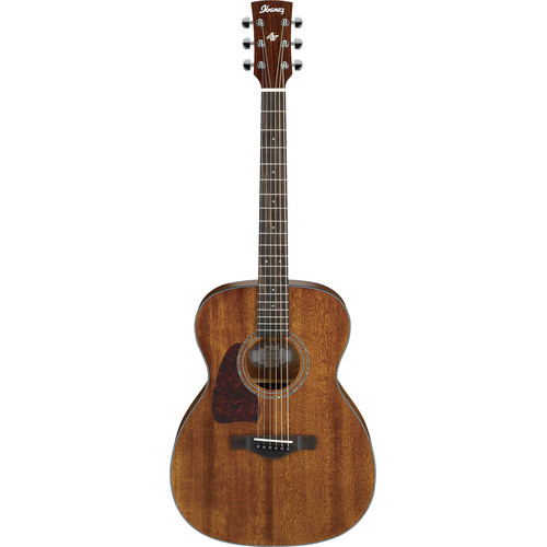 Ibanez AC240L Artwood Series Acoustic Guitar (Left Handed, Open Pore Natural)
