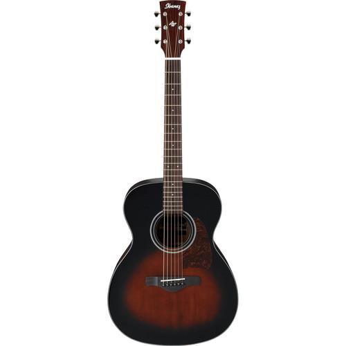 Ibanez Artwood Series AC400 Acoustic Guitar (Dark Violin Sunburst)