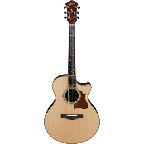 Ibanez AE315 AE Series Acoustic/Electric Guitar (Natural High Gloss)