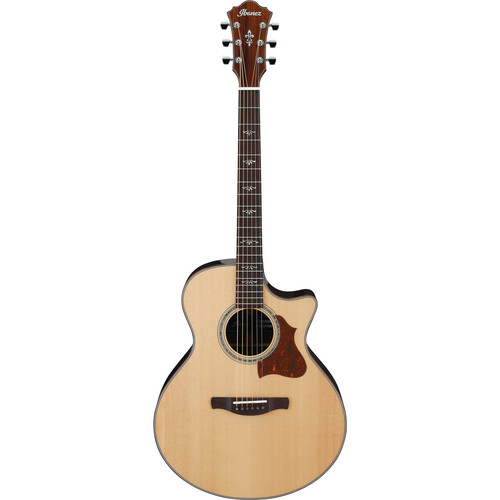 Ibanez AE510 AE Series Acoustic/Electric Guitar (Natural High Gloss)