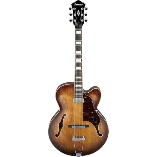 Ibanez AF Artcore 6-String Electric Guitar (Tobacco Brown)