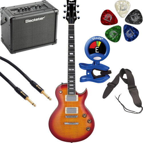 Ibanez ARZ200FM Electric Guitarist's Starter Kit (Cherry Sunburst)