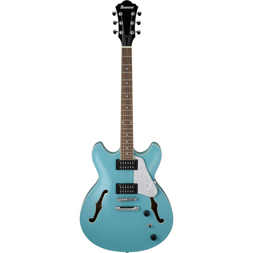 Ibanez AS63 Artstar Series Hollow-Body Electric Guitar (Mint Blue)