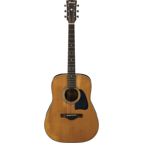 Ibanez AVD11 Artwood Vintage Series Acoustic Guitar (Antique Natural Semi Gloss)
