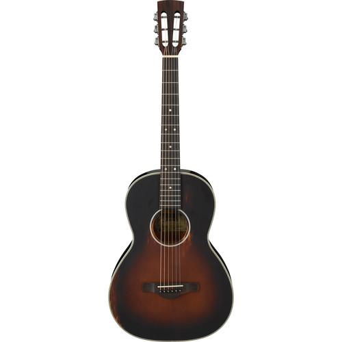 Ibanez AVN11 Artwood Vintage Series Acoustic Guitar (Antique Brown Sunburst)