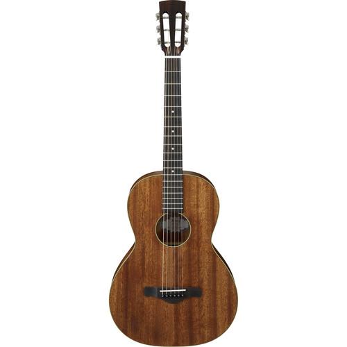 Ibanez AVN5 Artwood Vintage Series Parlor Guitar (Open Pore Natural)