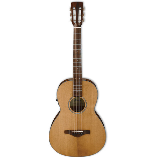 Ibanez AVN9SPE Artwood Vintage Series Acoustic/Electric Guitar (Natural High Gloss)