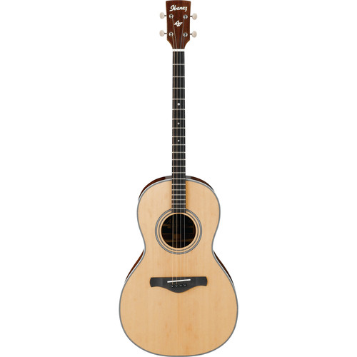 Ibanez AVT1 Artwood Series 4-String Tenor Guitar (Natural High Gloss)