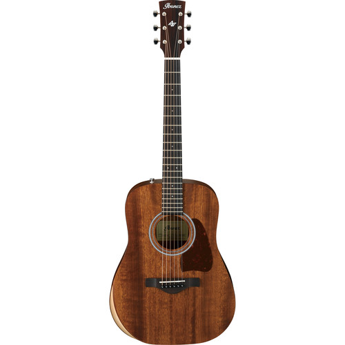Ibanez AW54JR Artwood Series Acoustic Guitar (Open Pore Natural)