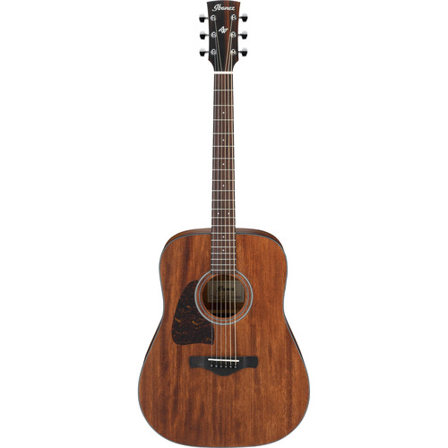 Ibanez AW54L Artwood Series Acoustic Guitar (Left-Handed, Open Pore Natural)