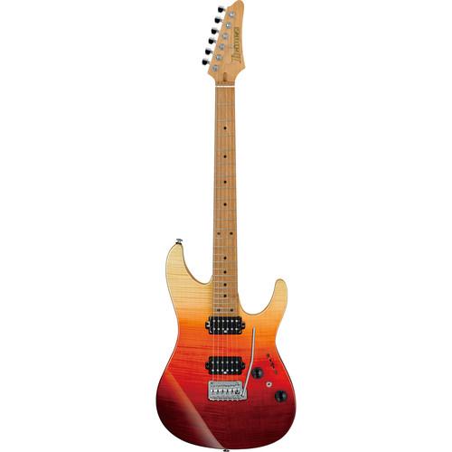 Ibanez AZ242F Premium Series Electric Guitar (Tequila Sunrise Gradation)
