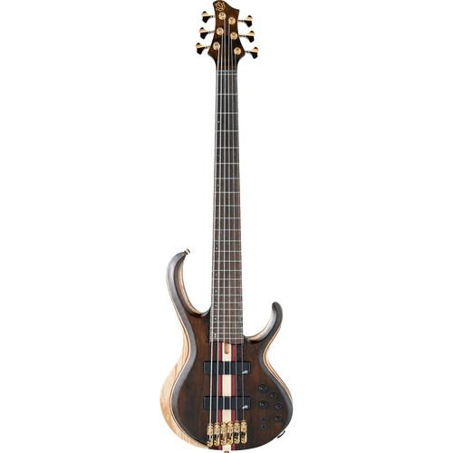 Ibanez BTB1926E Premium Series 6-String Electric Bass (Natural Low Gloss)